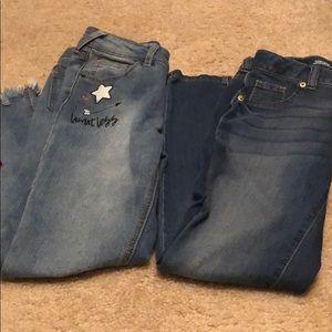 Cat & Jack Girls Jeans Bundle